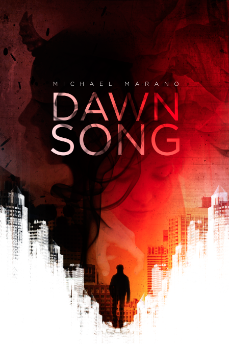 The totally gorgeous new cover for DAWN SONG by Erik Mohr