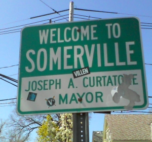 SLUMMIN' IN SOMERVILLE